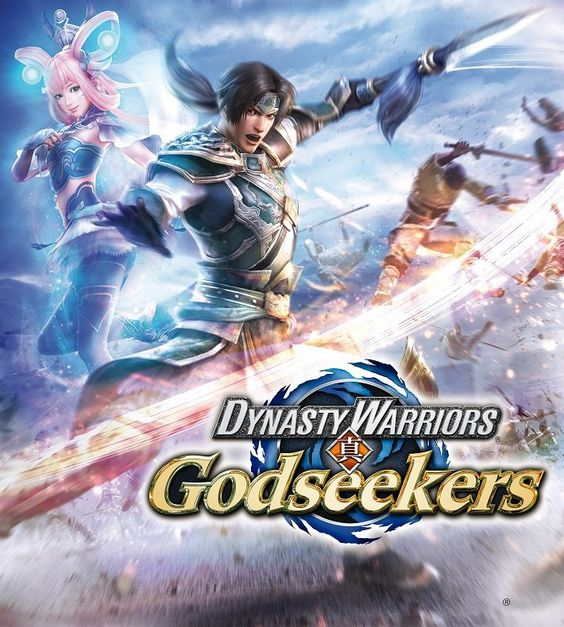 Gods And Warriors Books In Order: REVIEW: Dynasty Warriors: Godseekers