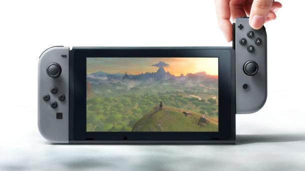 Zelda on Switch