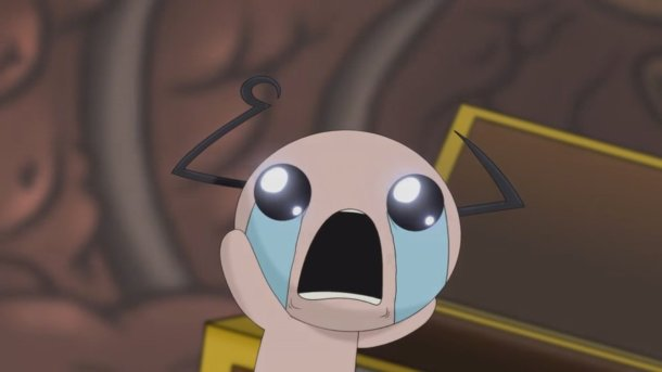 Afterbirth+   Poor Isaac