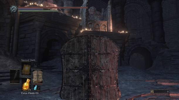 Dark Souls III The Ringed City | Doors