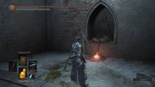 Dark Souls III: The Ringed City | Entry