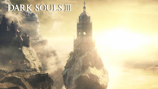 Dark Souls III: The Ringed City Title Image