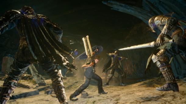 Final Fantasy XV: Episode Gladiolus   Brawler