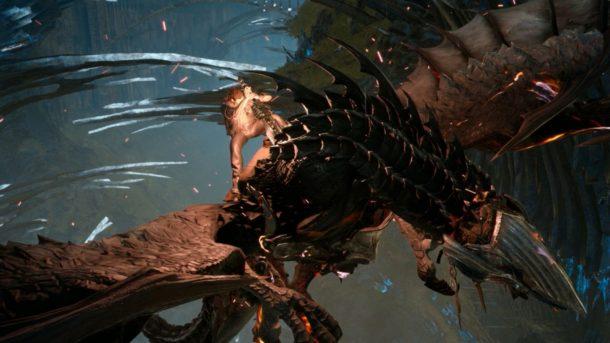Final Fantasy XV: Episode Gladiolus   Monsters