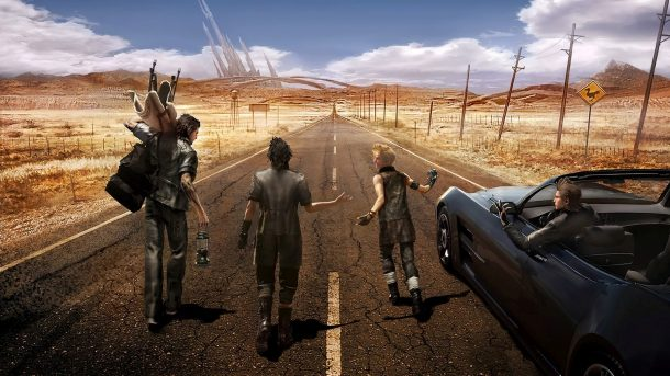 Final Fantasy XV New Game+