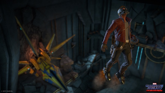 Marvel's Guardians of the Galaxy The Telltale Series (9)