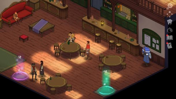Masquerada: Songs and Shadows | Tavern