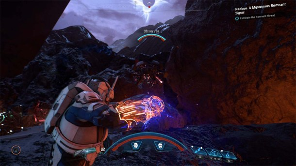 Mass Effect: Andromeda | Combat