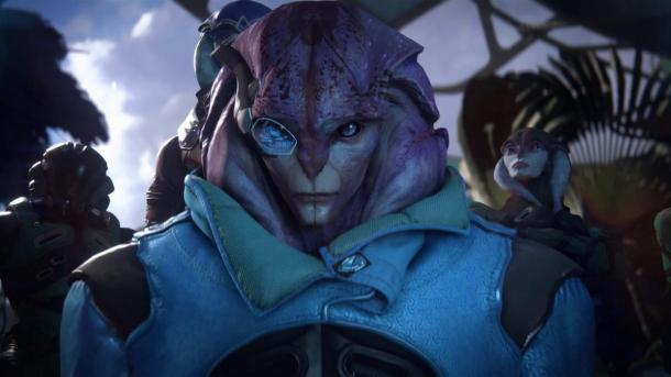 Mass Effect: Andromeda | Jaal