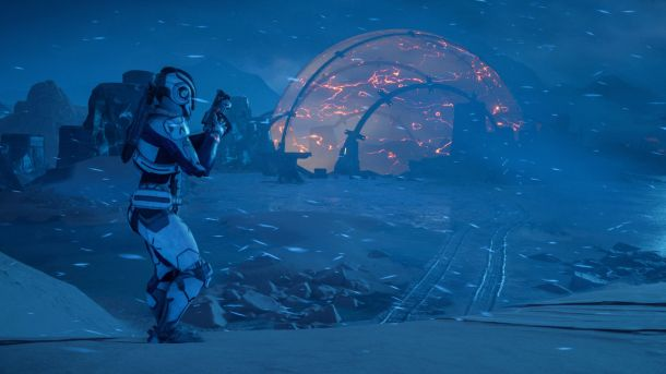 Mass Effect: Andromeda | New Direction