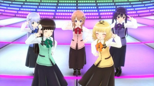 Miracle Girls Festival available on Play-Asia