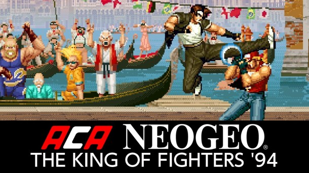 Nintendo Download | ACA KOF 94