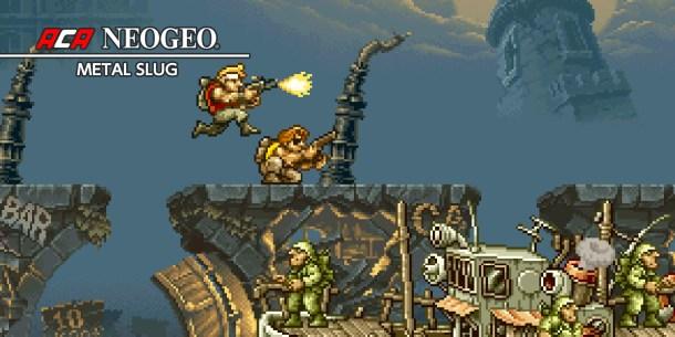Nintendo Download | ACA Neogeo Metal Slug