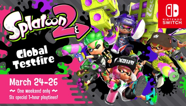 Nintendo Download | Splatoon 2 GT