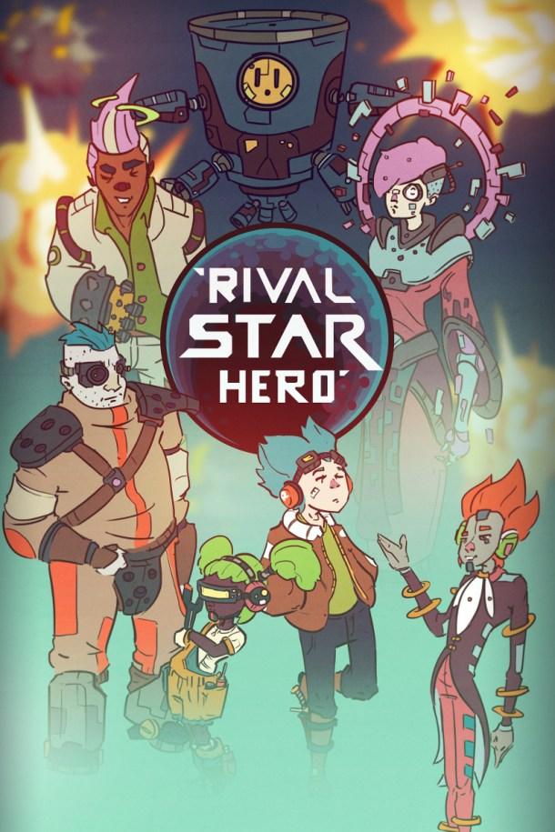Rival Star Hero   Logo
