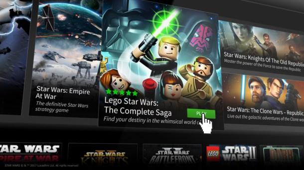 Star Wars Games | Utomik