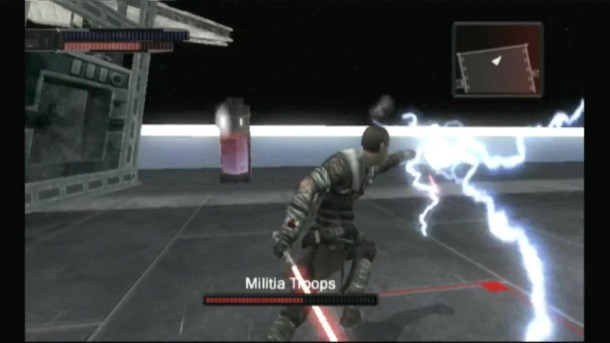 The Force Unleashed | Lightning