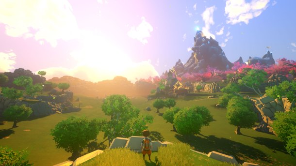 Yonder: The Cloud Catcher Chronicles | Stunning view
