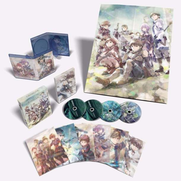 Grimgar of Fantasy and Ash | Limited Edition