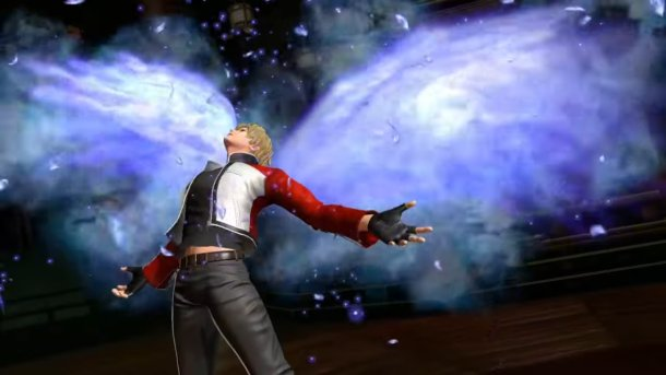 The King of Fighters XIV | Rock Howard 2