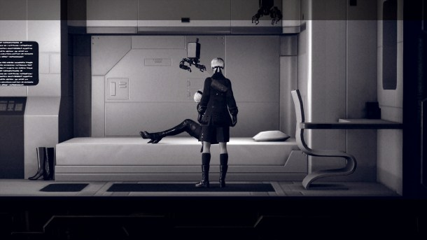NieR: Automata | The Bunker