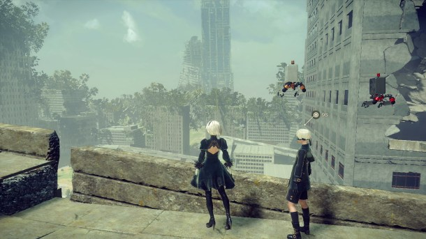 NieR: Automata | Great view
