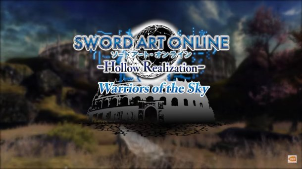 Sword Art Online: Hollow Realization | Warriors of the Sky