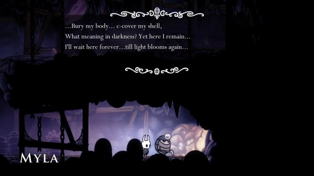 Hollow Knight | Crazy NPC