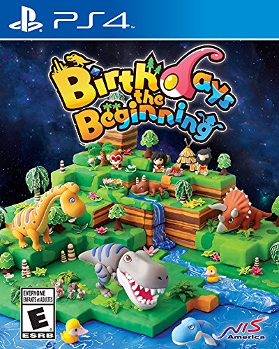 Birthdays the Beginning | Cover Art
