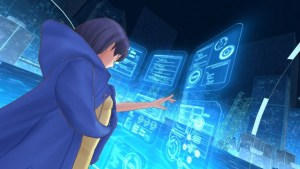 Digimon Story: Cyber Sleuth - Hacker's Memory | Erika Mishima