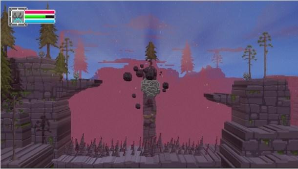 Deer God | Incoming spike pit