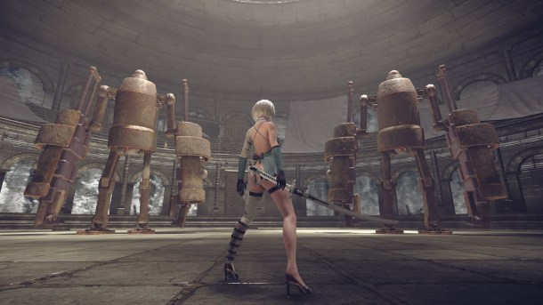 NieR: Automata Best Gameplay