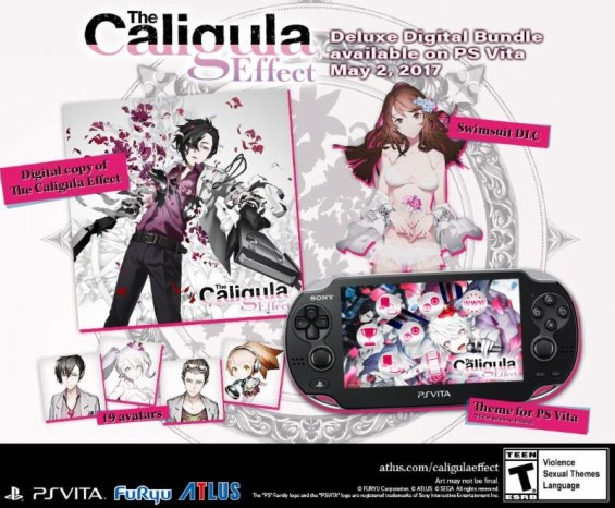 The Caligula Effect | Digital Deluxe Edition