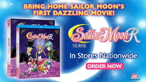 sailor moon R movie | featured