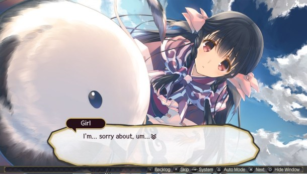 Utawarerumono: Mask of Deception I Rallutieh