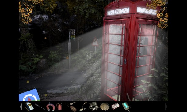 Barrow Hill: The Dark Path | Phone Booth