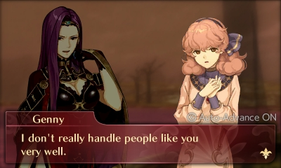 FE Echoes | Support Dialogue
