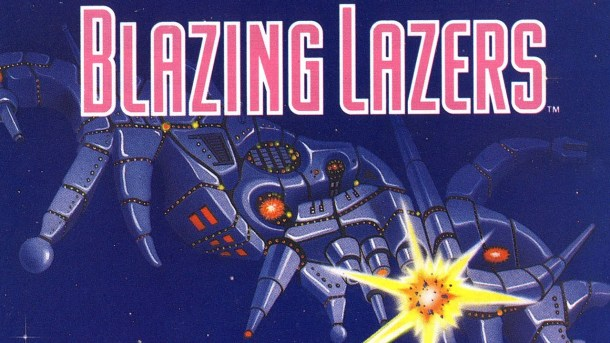 Nintendo Download | Blazing Lazers