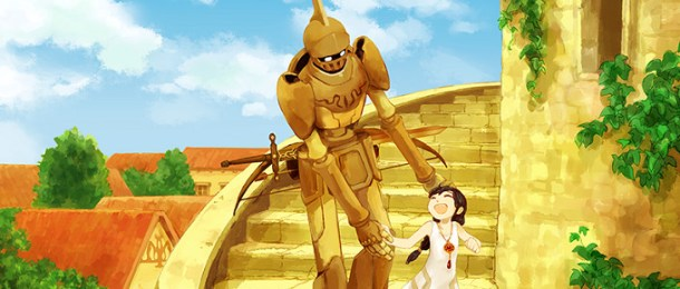 Nintendo Download | The Girl and the Robot