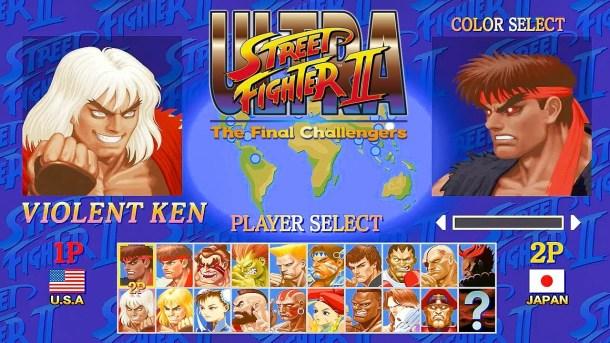 Nintendo Download | Ultra SF II