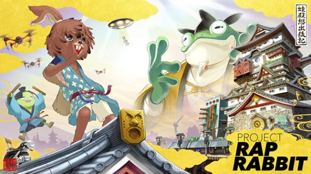 Project Rap Rabbit Featured