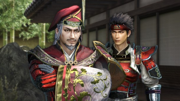 Samurai Warriors: Spirit of Sanada | Father and Son