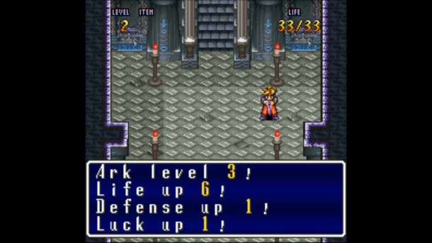 Terranigma | Level Up