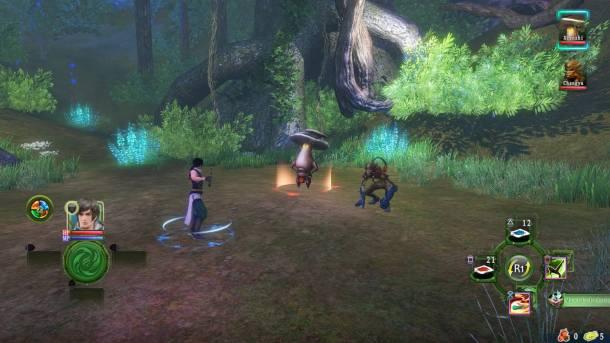 Xuan Yuan Sword: The Gate of Firmament | Battle