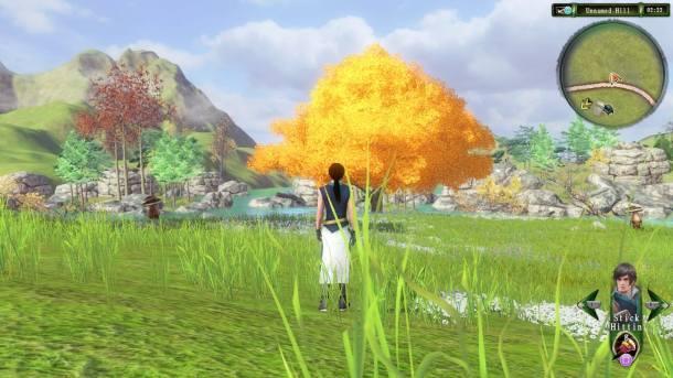 Xuan Yuan Sword: The Gate of Firmament | Tree