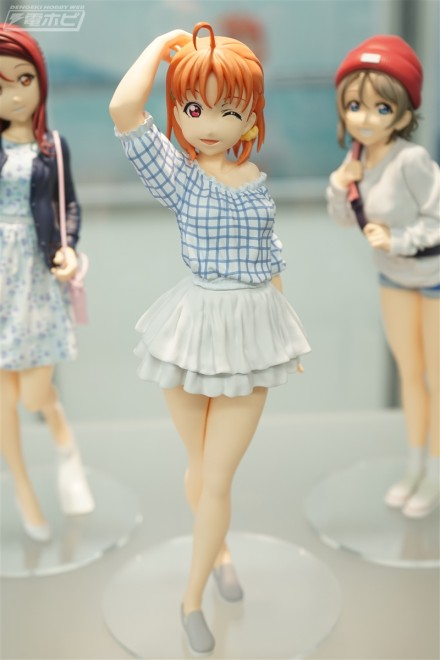 Love Live Sunshine Gets Exq Prize Figures From