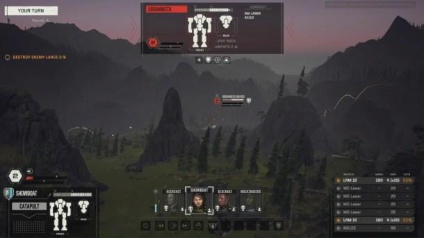Battletech | Game field
