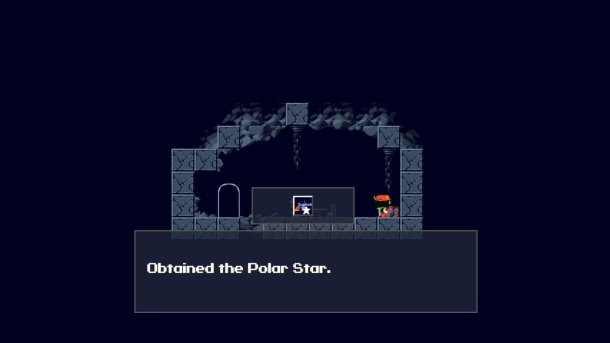 Cave Story Plus   Starting Out