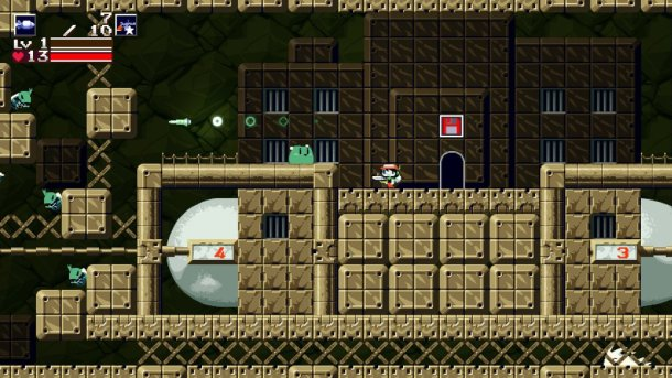 Cave Story Plus | Weapons