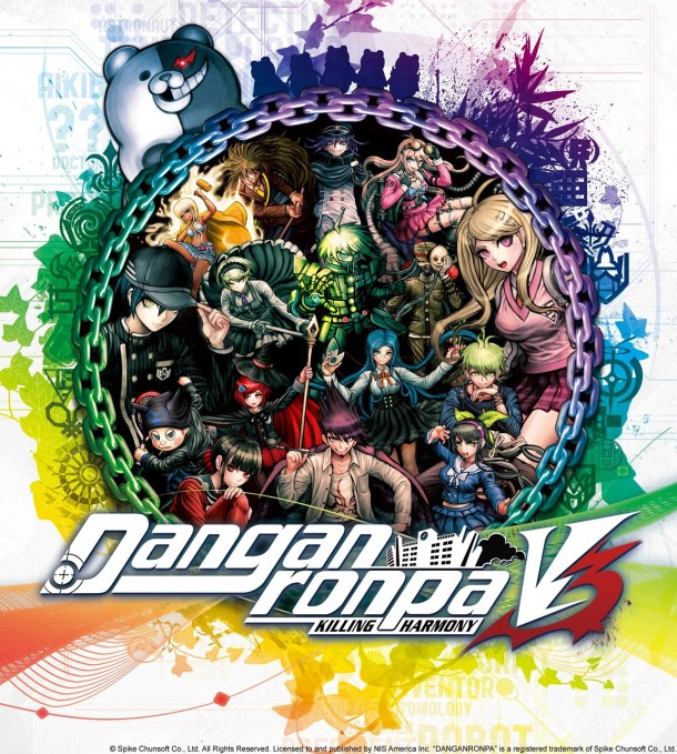 Danganronpa V3 | Key Art